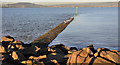 J3979 : Outfall, Holywood by Albert Bridge