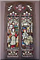 TM0474 : Memorial Window to Samuel Speare by Charles Greenhough