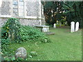 TQ4110 : All Saints', Lewes: churchyard (VIII) by Basher Eyre