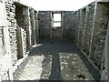HU5043 : Inside the Henderson Mausoleum at Gunnista by Rob Farrow