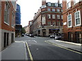TQ3079 : Looking from Tufton Street into Great Peter Street  by Basher Eyre