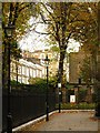 TQ2579 : Kensington Church Walk, W8 by Mike Quinn