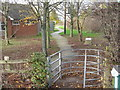 SP9942 : Footpath at Marston Moretaine by M J Richardson