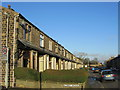 SD8940 : Row of Terraced Houses on Langroyd Road, Colne by Chris Heaton