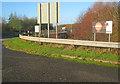 SK8056 : Lane off the A46 by Trevor Rickard