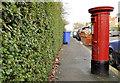 J4981 : Pillar box, Bangor by Albert Bridge
