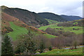 SN7576 : The Mynach valley above Gwar-felin, in December by Nigel Brown