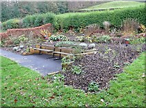 SE0024 : Community garden in Cragg Vale Park by Humphrey Bolton
