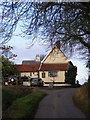 TM2276 : Church Road & the  De La Pole Arms Public House by Adrian Cable