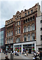 SE3033 : Former Post Office Exchange, Briggate, Leeds by Stephen Richards