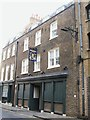 TQ3480 : The Captain Kidd, Wapping High Street, E1 by Mike Quinn