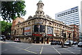 TQ3081 : Shaftesbury Theatre, High Holborn by Nigel Chadwick