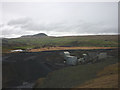 SD8069 : The crushing houses at Dry Rigg Quarry by Karl and Ali