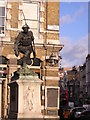 TQ3280 : Southwark War Memorial, Borough High Street by Christopher Hilton