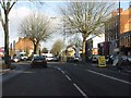 SP0784 : Moseley Road deviation by Peter Whatley