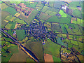 SK3514 : Packington from the air by Thomas Nugent