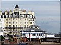 TV6198 : Queens Hotel and Pier by Oast House Archive