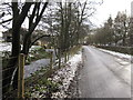 SJ9369 : Hollins Lane, Lowerhouse, Sutton by Peter Turner