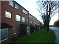 SE2931 : Empty houses on Coupland Grove, Beeston Hill by Ian S