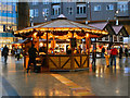 SD8010 : Christmas Market, St John's Square by David Dixon