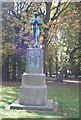 TM1644 : Boer War Memorial, Christchurch Park by N Chadwick