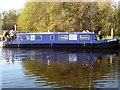 SE3522 : Jubilee Venture, Scouts Narrow Boat by Mike Kirby