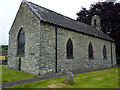 SN7465 : Church of St Mary, Strata Florida by Phil Champion