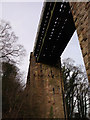 SJ9687 : Marple Goyt Viaduct by Stephen Burton