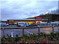 SD9904 : Tesco Store, Greenfield by David Dixon