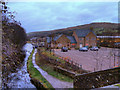 SD9904 : Huddersfield Narrow Canal at Greenfield by David Dixon