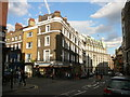 TQ3080 : Junction of Wellington Street &amp; Tavistock Street WC2 by Colin Park