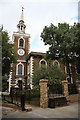 TQ3579 : St.Mary's church, Rotherhithe by Richard Croft