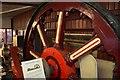 SK5339 : Horizontal Engine at Wollaton by Ashley Dace