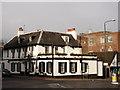 TQ3865 : The Swan Public house, West Wickham by David Anstiss