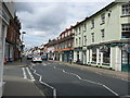 TM0242 : High Street, Hadleigh by Colin Park