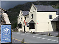 SH6455 : The old Gorphwysfa Hotel at Pen-y-Pass by Trevor Littlewood
