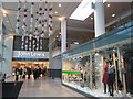SJ8586 : John Lewis store, Cheadle Royal by Peter Turner