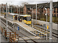 SJ8293 : St Werburgh's Road Station by David Dixon