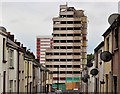 D3902 : Riverdale flats, Larne (16) by Albert Bridge