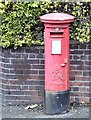 SJ9191 : Lower Bredbury Post Box by Gerald England