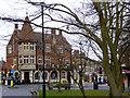 TQ3194 : King's Head, Winchmore Hill Green, London N21 by Christine Matthews