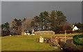 NG4152 : Croft at Eyre by John Allan