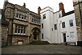 SK9771 : Subdeanery and Exchequergate House by Richard Croft
