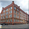 SE2933 : Apsley House, Wellington Street, Leeds by Stephen Richards
