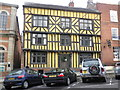 SO5174 : Timber-framed house, Broad Street, Ludlow by Roger Cornfoot