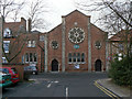 SE6132 : Selby United Reformed Church by Alan Murray-Rust