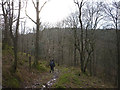 SD3592 : The footpath above Middle Dale Park by Karl and Ali