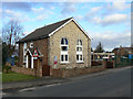 SE6428 : Former Methodist Chapel, Barlow by Alan Murray-Rust