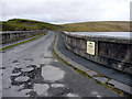 SN8763 : Caerwen Dam, Elan Valley, Mid-Wales by Christine Matthews