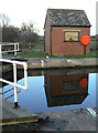 SE6119 : Pollington Lock (6) by Alan Murray-Rust